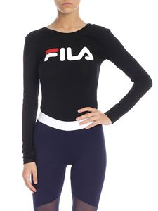 Fila - Yulia printed body in black