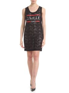 Gaelle Paris - Black flower lace dress