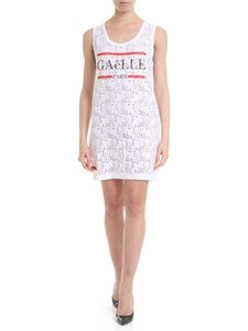 Gaelle Paris - White flower lace dress