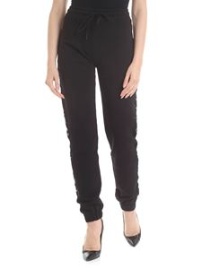 Gaelle Paris - Black cotton pants