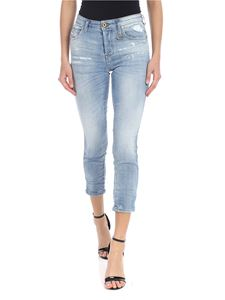 Diesel - Babhila jeans in light blue denim