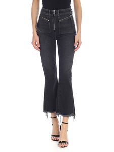 Diesel - D-Earlie jeans in black denim