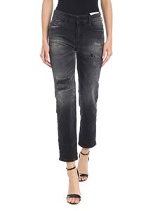 Diesel - D-Rifty jeans in black denim