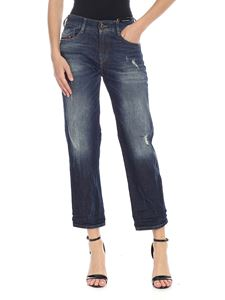Diesel - D-Rifty jeans in blue denim
