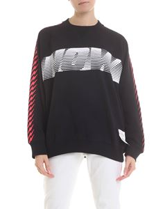 Diesel - F-Roxxy-D sweatshirt in black