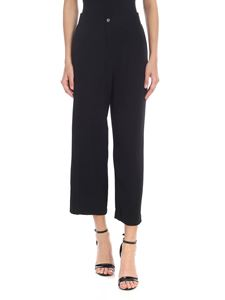 Ottod'Ame - Wide trousers in black