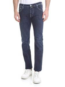 Jacob Cohën - Denim jeans in dark blue