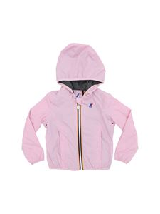 K-way - Lily Poly jacket in pink