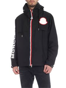 Moncler - Montreal hooded jacket in black