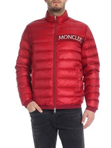 Moncler - Neveu down jacket in red