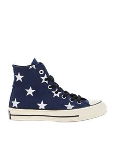 Converse - Chuck 70 Hi sneakers in blue