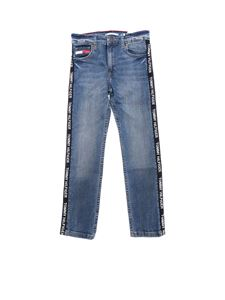 Tommy Hilfiger - Randy Relaxed 5-pockets jeans in blue