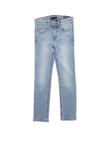 Tommy Hilfiger - Scanton 5-pockets jeans in light blue