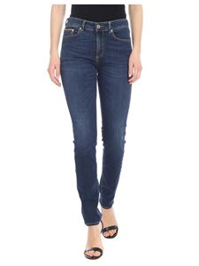 Care Label - Jeans Alor 290 blu