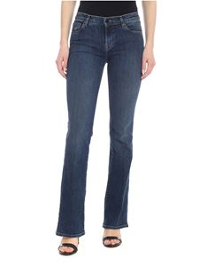 J Brand - Sallie jeans in blue