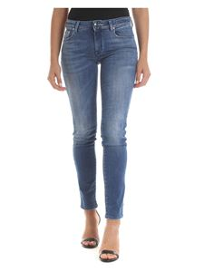 Jacob Cohën - Slim fit Jocelyn jeans in blue