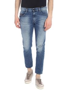 Diesel - D-Strukt jeans in light blue
