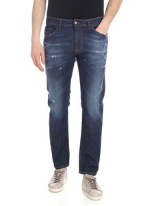 Diesel - Thommer jeans in dark blue