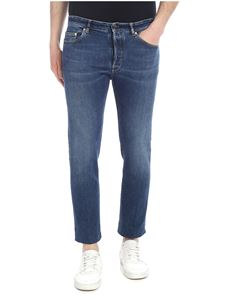Golden Goose Deluxe Brand - Pant Lit jeans in blue