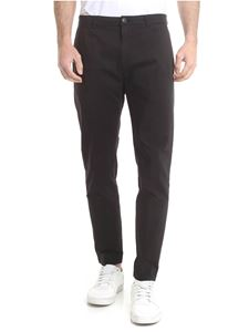 Department 5 - Prince chino trousers in black