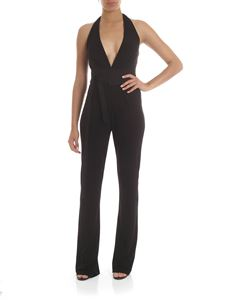 KI6? Who are you? - Black jumpsuit with ribbon