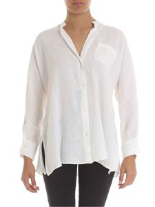 Max Mara Weekend - Ramino shirt in white