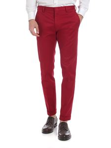 Paul Smith - Cotton trousers in red