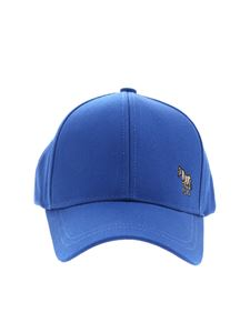 PS by Paul Smith - Bluette baseball hat with Zebra embroidery