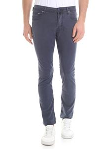 Jacob Cohën - Delavè 5-pocket jeans in navy blue