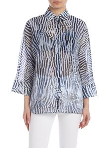 Max Mara - Semi-transparent Prati shirt