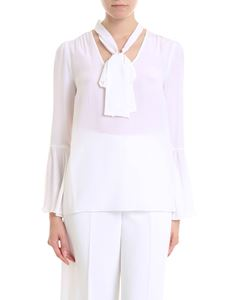 Michael Kors - White blouse with bow