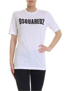 Dsquared2 - Logo T-shirt in white