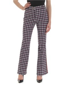 Tommy Hilfiger - 70s Flared trousers in tartan