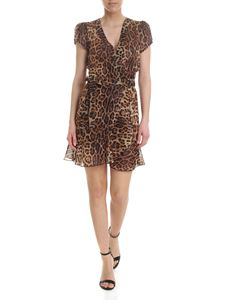 4giveness - Must-Have leopard dress in beige