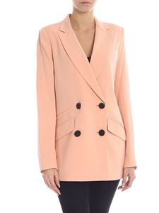 Diane von Fürstenberg - Madison jacket in peach pink