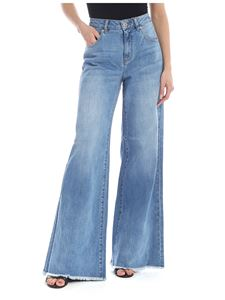 Marc Jacobs  - Flared jeans in light blue