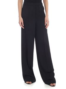 Michael Kors - Palazzo trousers in black