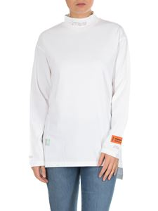 Heron Preston - T-shirt in white with Style print