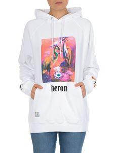 Heron Preston - Heron Birds hoodie in white