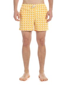 RIPA RIPA - Vele boxer swimsuit in yellow