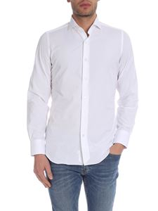 Finamore 1925 - 170/2M shirt in white