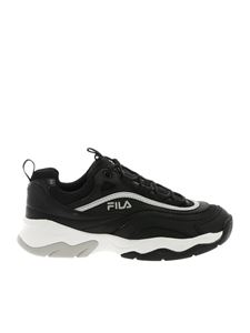 Fila - Ray F Low Wmn sneakers in black