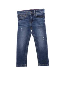 Tommy Hilfiger - Steve 5-pockets jeans in blue
