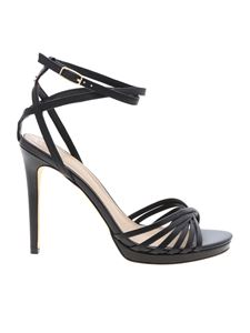 Guess - Tonya sandals in black leather