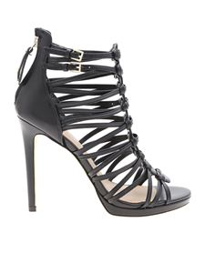 Guess - Taavi sandals in black leather