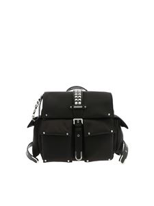 Michael Kors - Olivia backpack in black fabric