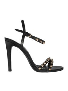 Ash - Glam sandals in black