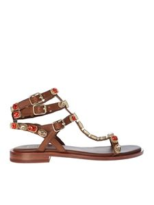 Ash - Passion sandals in brown