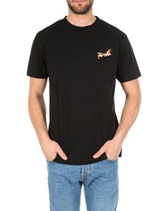 Marcelo Burlon - Fireball T-shirt in black