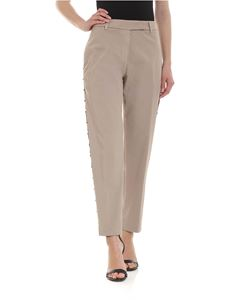 True Royal - Pantalone Katrin beige